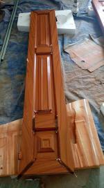 Vẽ giả gỗ