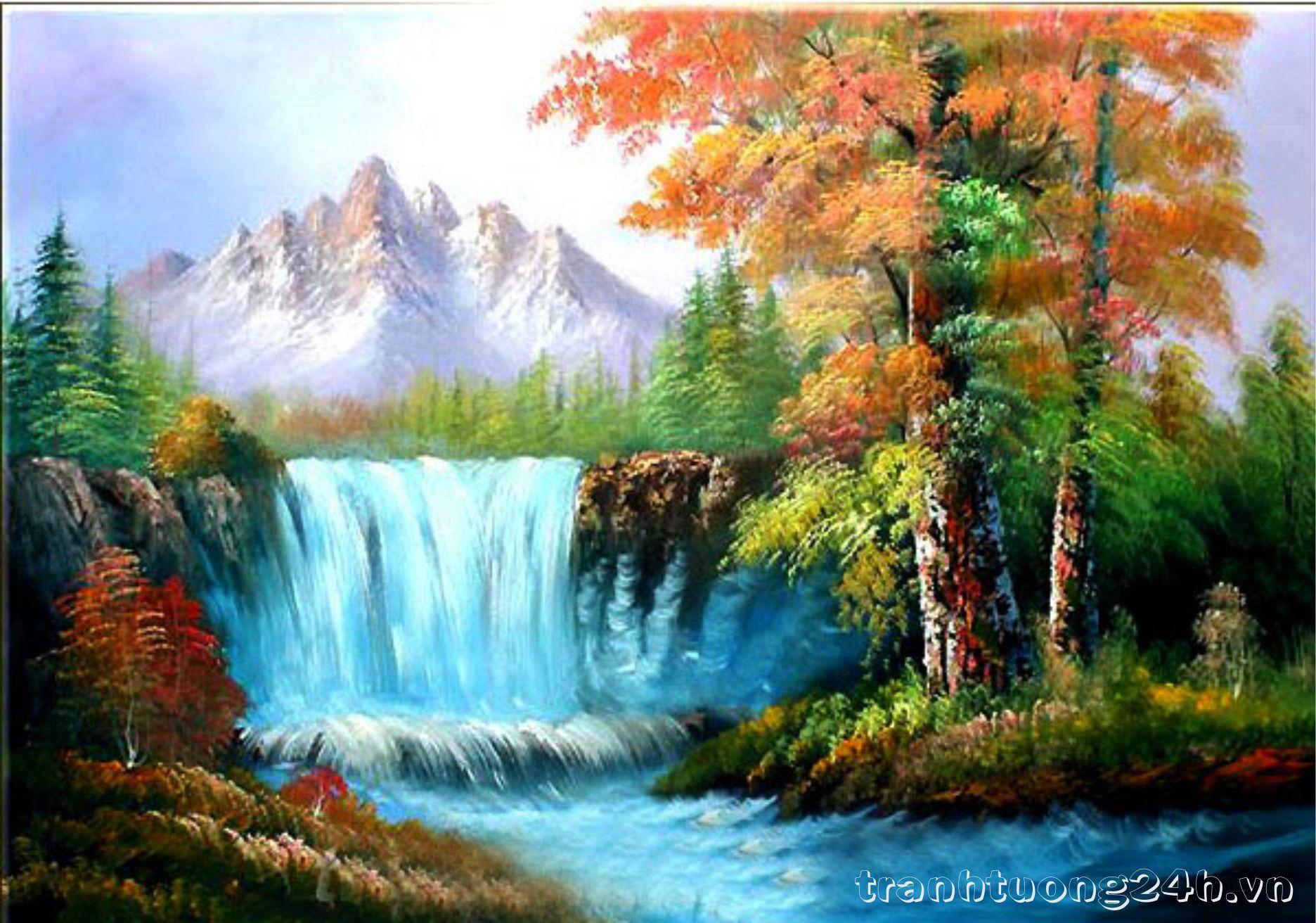 Tranh Phong Thủy