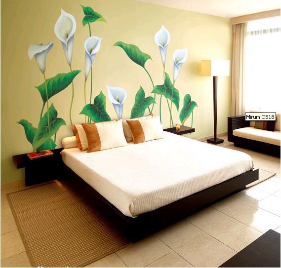 Mẫu Tranh Tường Phòng Ngủ