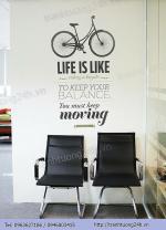 trang trí tranh tường văn phòng