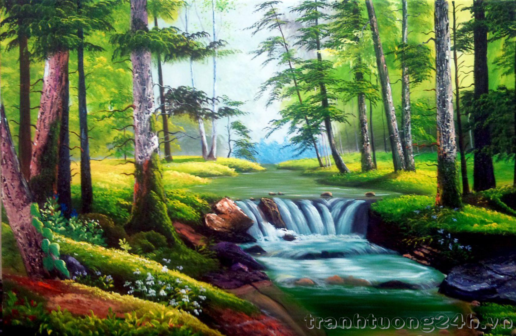 Tranh Phong Cảnh Đẹp 05