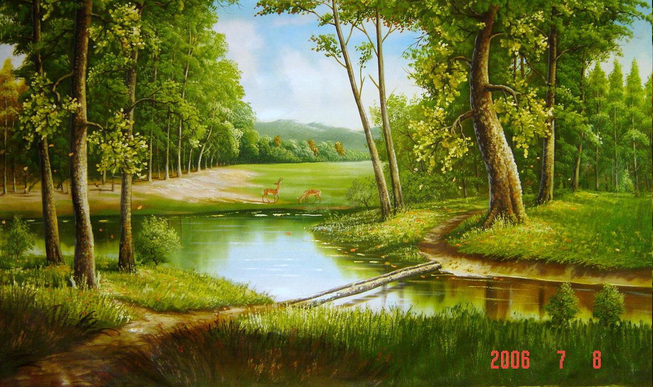 tranh Phong Cảnh Đẹp 08