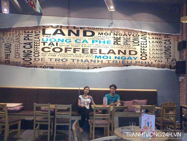 Caffe Triệu phú, đường Hoàng Quốc Việt